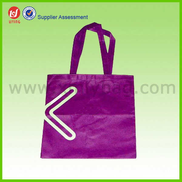 Fashion Cheap Non Woven Grocery Shopping Tote Shoulder Bag,Newspaper Carry Bag