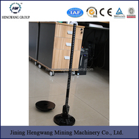 Self Drilling Grouting Tunnel Left Threaded Rock Anchor Bolt