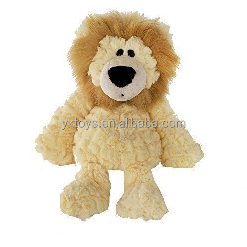 Customize mellow lion plush toy soft stuffed animal toy kids toy