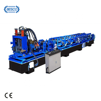 BESCO MACHINERY Ball Bearing Drawer Slide Telescopic Channel Production Line