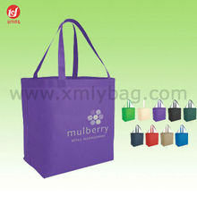 Hot Sell Promotional Non Woven Gift Handled Shopping Carrie Bag