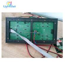Semioutdoor/Outdoor/Indoor P10 single/one/mono color led display module red color P12/P16/P20
