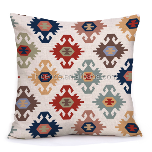 Hot Selling Traditional Kilims Style Sofa Seat Cushion