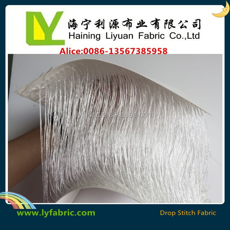 drop-stitch fabric PVC inflatable vinyl material