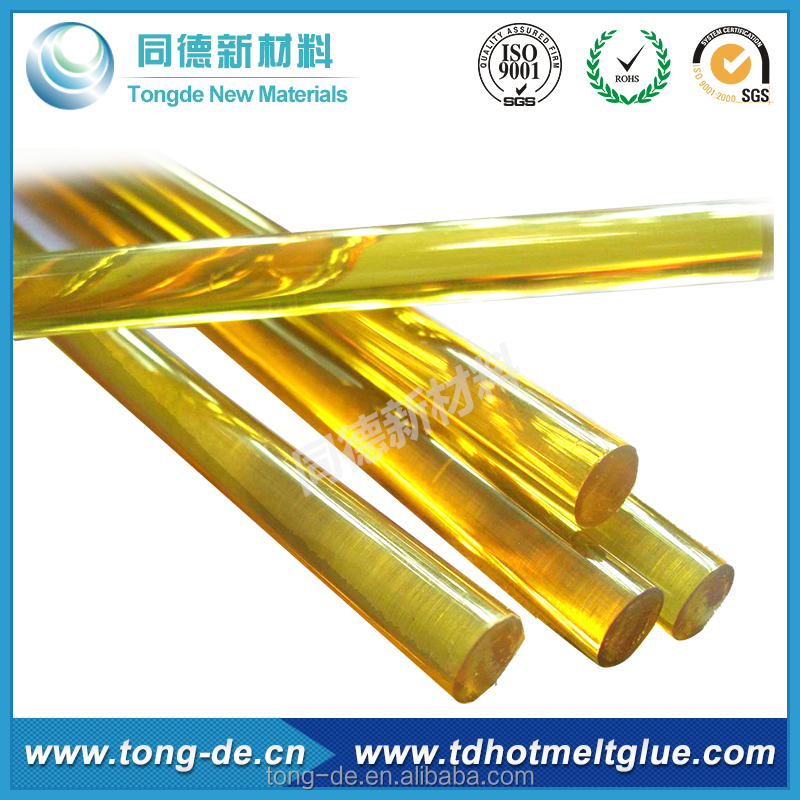 Factory Directly Sale Super Power Yellow Glue Stick | Industrial Strength Hot Melt Adhesive
