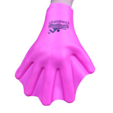 Wholesale top quality silicone gloves for diving training