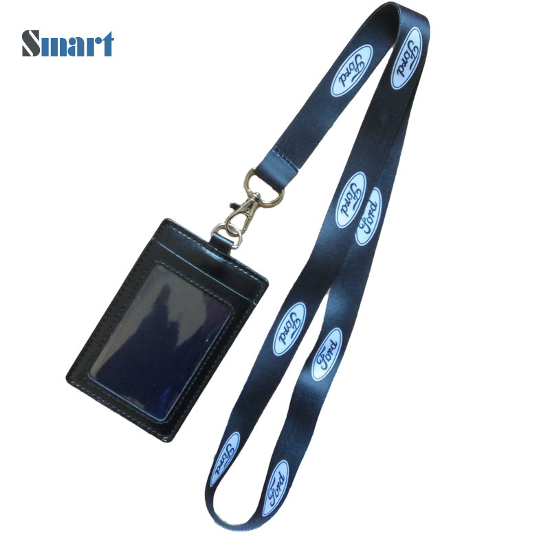 Soft PVC card holder with lanyard with card holder set can be customized