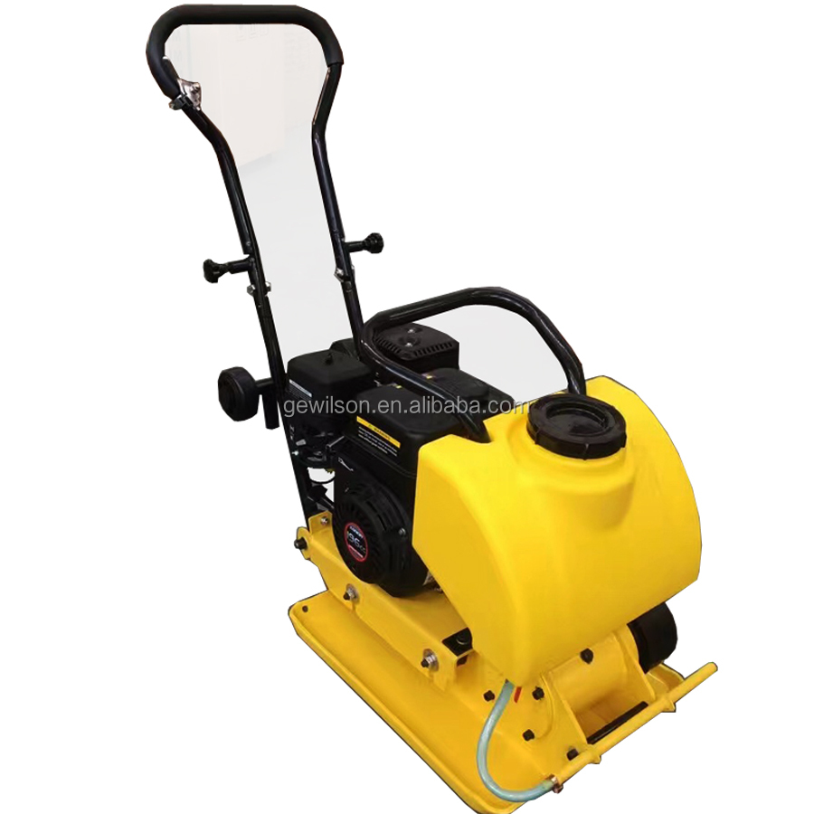 5.5hp Vibrating Forward Design Plate Compactor for soil compaction
