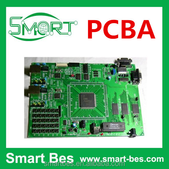Smart Electronics Custom-made Multilayer OEM/ODM PCB/PCBA, car dvd player