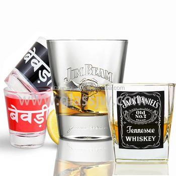 Alibaba China wholesale glass tumbler whisky glasses