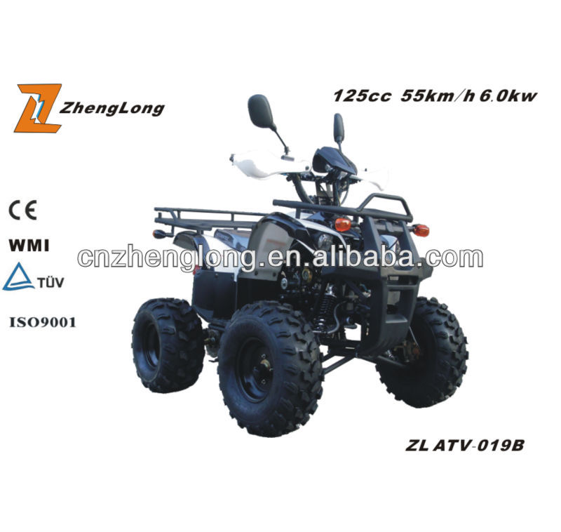 The EPA certification build your own atv kits