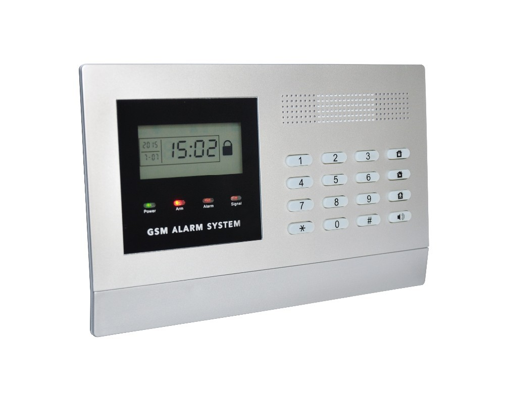 2016 hot sell wirless alarm system home automation buy for Buy house alarm system