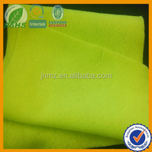 2.5mm Yellow 100% Tennis Ball Polyester Felt