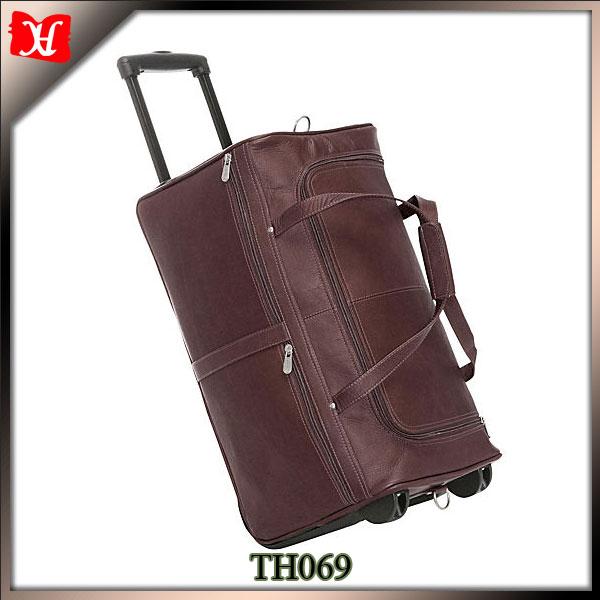 Crocodile Travel Trolley Luggage Bag For Sale Fancy Luggage Bags ...