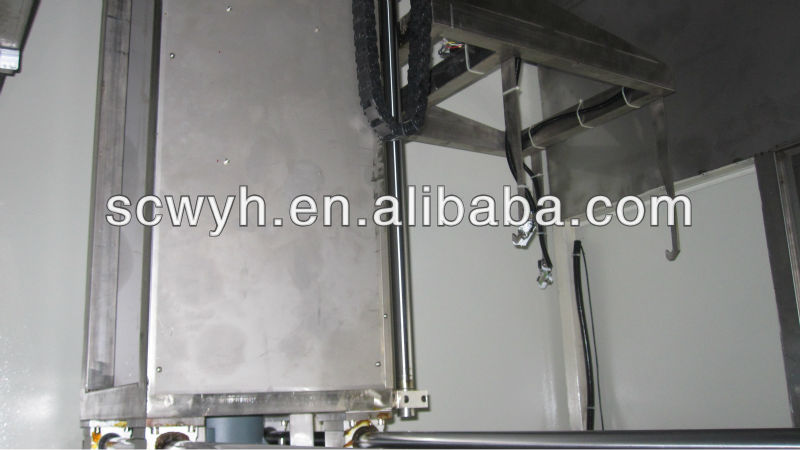 Automatic Ultrasonic Solvent Cleaning Equipment With Distillation Recovery