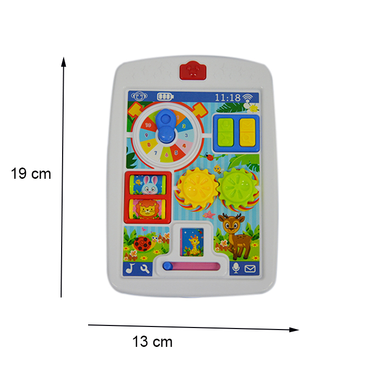 2018 Learning Tablet Kids Infant Toddler Learning Educational Baby Toy