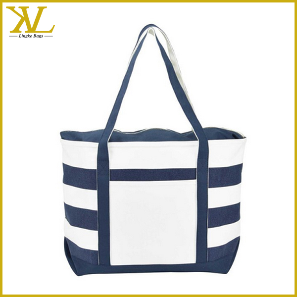 Cheap wholesale Promotional Plain Cotton Canvas Tote Beach Bag