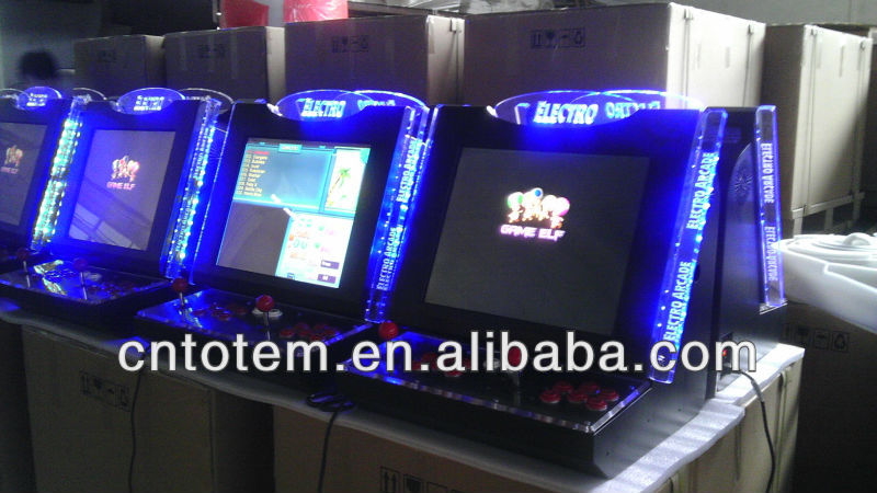 totem Coin Operated Games/game machine