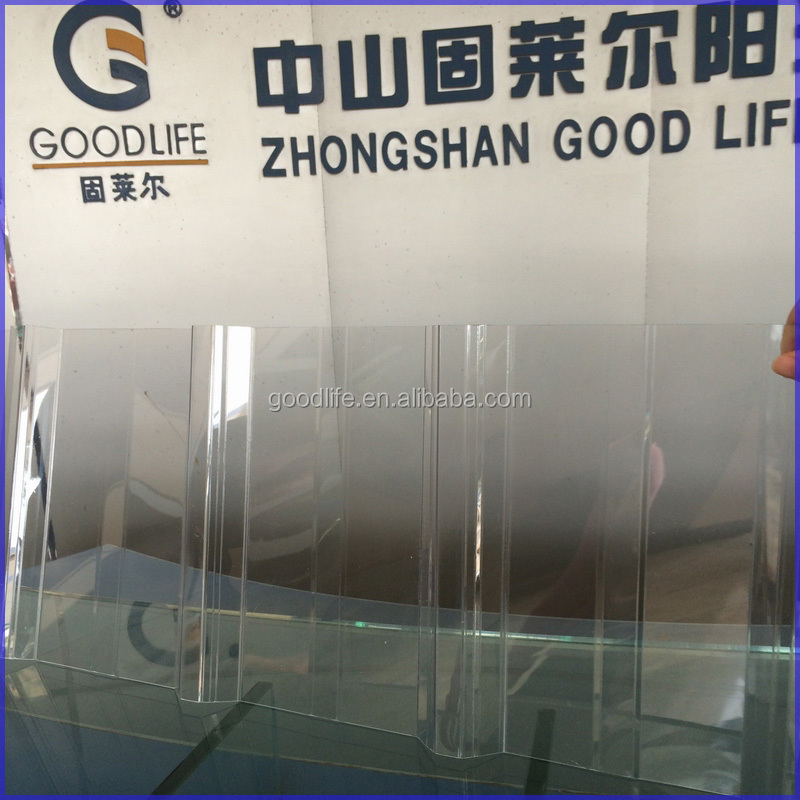 UV Coating 4/6/8/10/12mm polycarbonate anti fog for commercial greenhouses