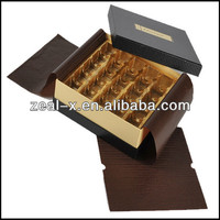Chocolate gift paper boxes packaging materials wholesale
