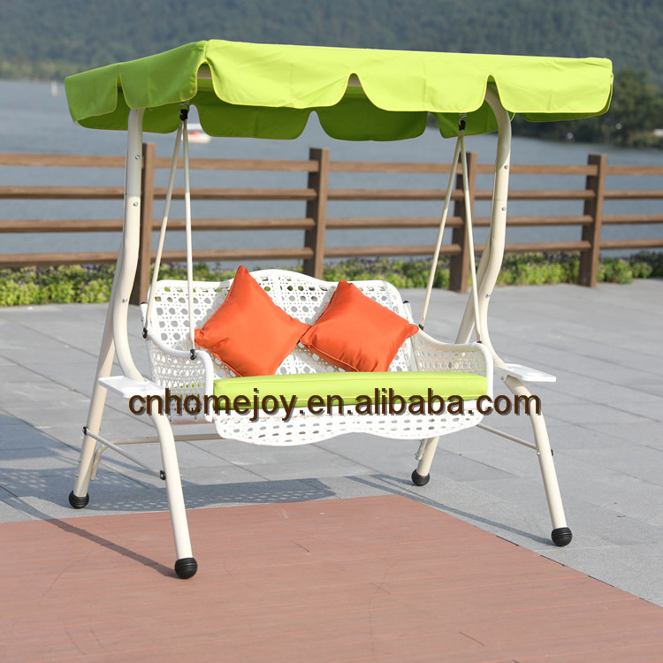 2 seater rattan swing chair, rattan wicker swing chair, indoor rattan swing chair