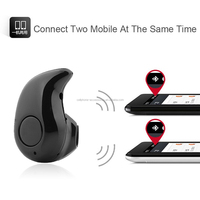 2016 cheap wholesale Wireless Bluetooth stereo headphones 4.0 Earbud S530 Mini Bluetooth Stereo Invisible bluetooth