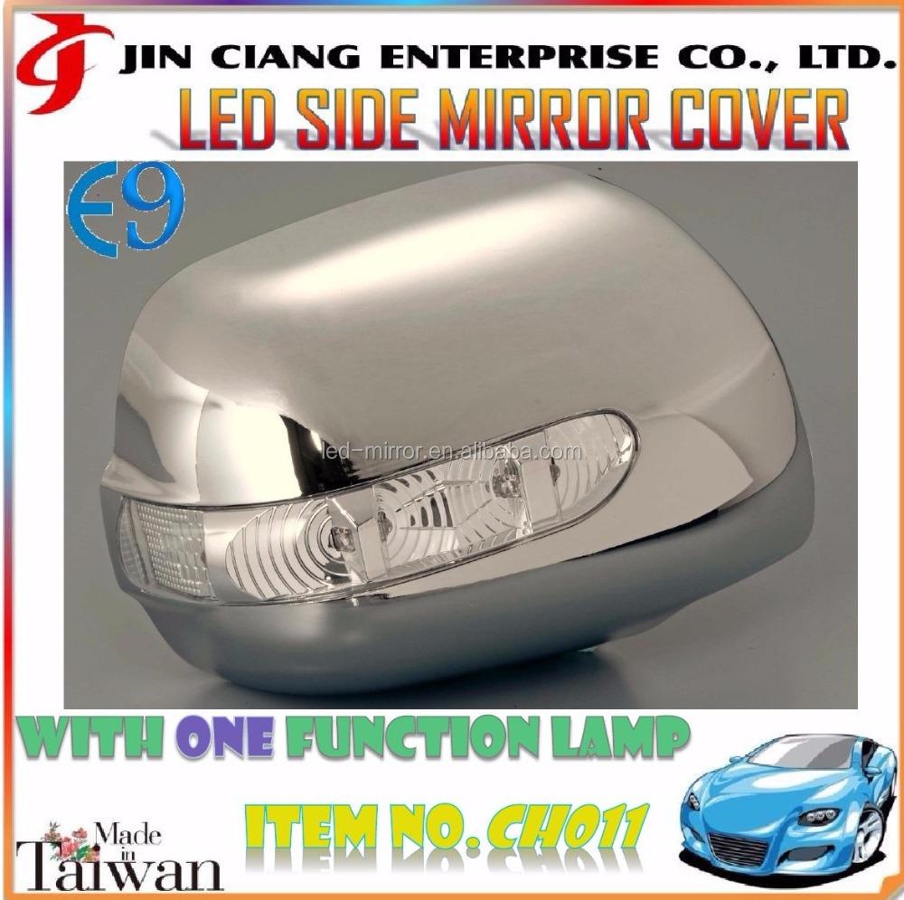 Special offer For TOYOTA RAUM Z20 LED CAR SIDE REAR VIEW MIRROR COVER