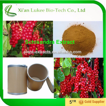 schizandra extract/shizandra/natural herbal remedies 2%~9%
