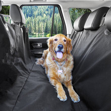 anti slip travelling car back sear cover waterproof pet seat cover for cars