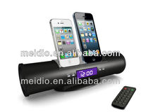 Patent double docking station and speaker for iPhone 5 5S iPod (Best Seller)