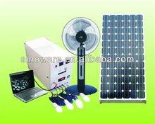 500W off-grid solar power system,Stand-alone PV solar home kits