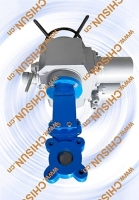 QU Stainless Steel Anti-Corrosion Electric-operated Valve