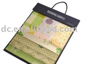 Textile Sample Book/fabric Sample Book - Buy Textile Catalogue ...