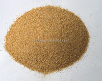 Landscaping beige color sand for sand construction