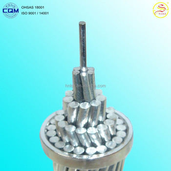High Ampacity Power Cable AAAC Conductor