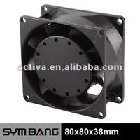 taiwan AC Axial Fan 80x80x38mm (A8038M)