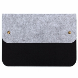 custom Woolen Felt Laptop Bag Cover Case Sleeve For laptop