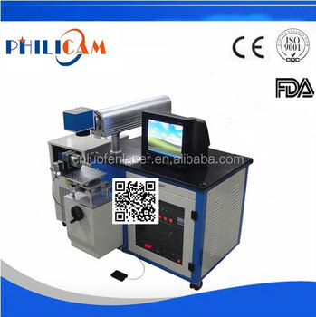 China best and cheap yag laser marking machine for sale