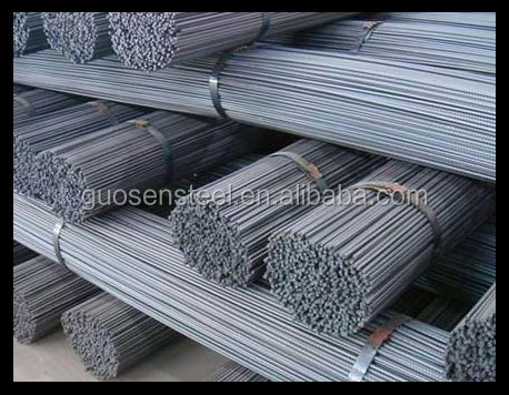 High Quality Turkish Steel Rebar for Construction/Reinforcement Steel Bar / China Manufacture Structural Steel