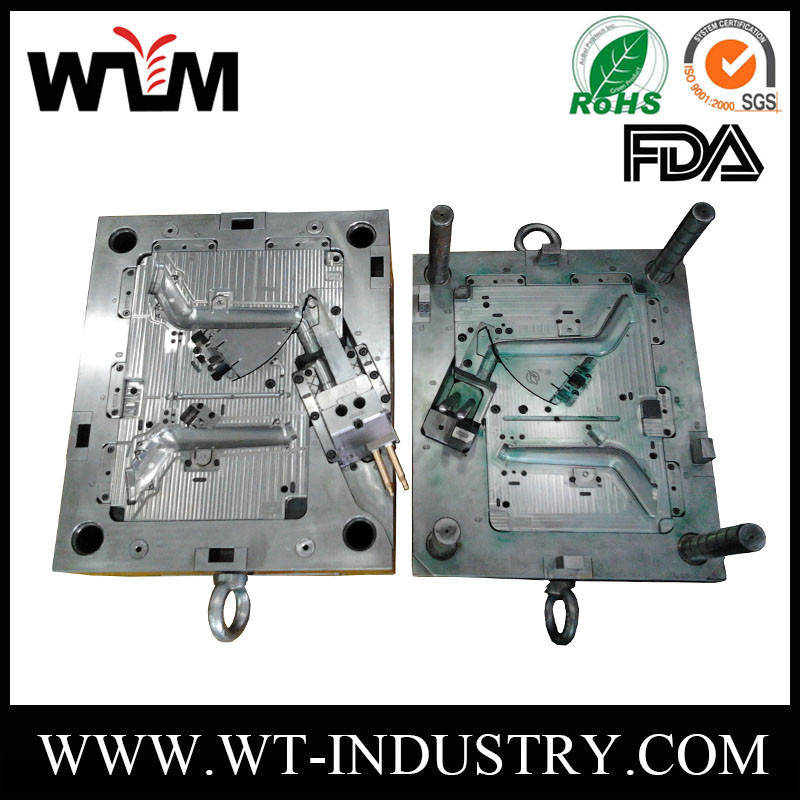 PA66 plastic molded customized spare parts injection mould manufacturer