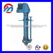 Industrial Centrifugal Electric submerged pump for corrosive slurry