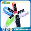 Promotional Popular Colorful Silicone Rfid Wristband