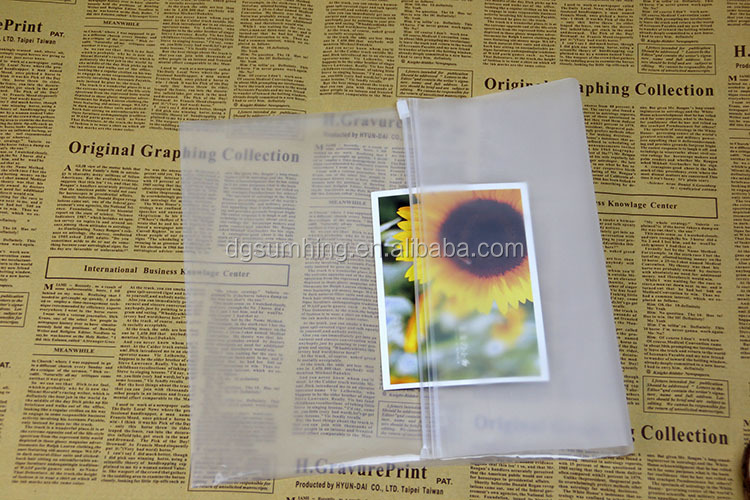 Frosted Plastic zipper bag giant zipper bag