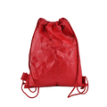 tyvek reusable shopping totes drawstring tyvek backpack bag