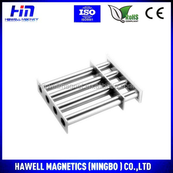 Magnetic filter bar, magnetic filter grate,high gauss, 1.2T(12000GS)
