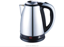 kitchen appliance 360degree rotating cordless electric kettle with GS, CE, ROHS APPROVAL