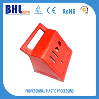 Top quality custom-made plastic parts with CE