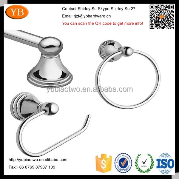 New Design Modern Style Bath Hardware Set With High Quality