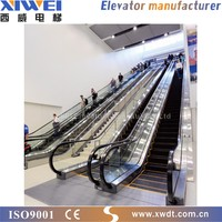 XIWEI Commercial Escalator / Indoor Outdoor Escalator / Electric Staircase