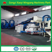 Reliable price ring die pellet machinery for wood sawdust compressor 008618937187735
